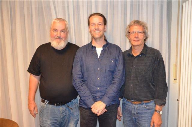 Der neue Vorstand ab Juli 2012